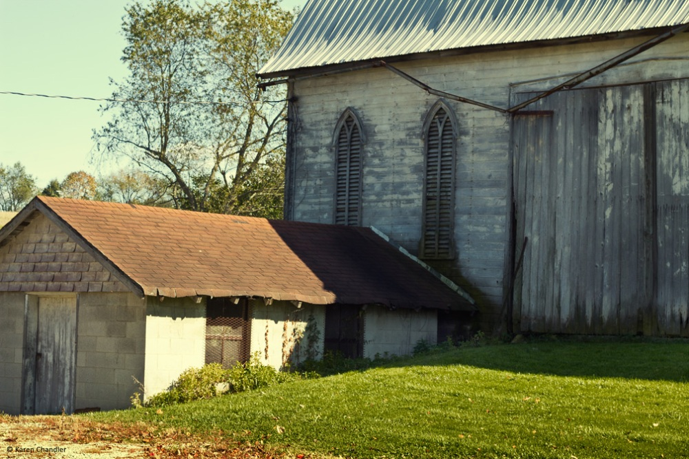 Ohio Farms: Antique Barns and Landscapes (5/6)