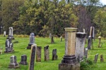 ancient cemetery ashland county ohio