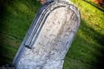 ancient gravestone ashland county ohio