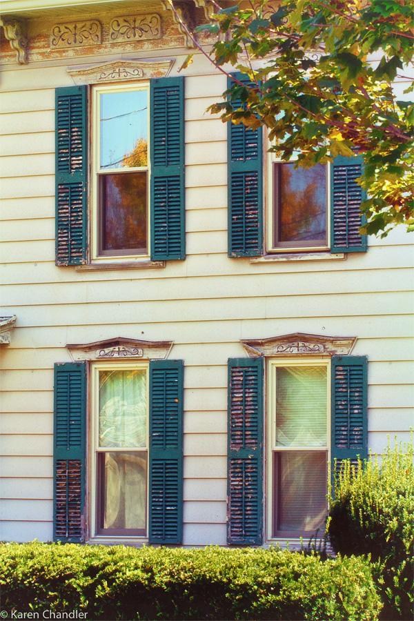 Quad Glazed Windows : Antique windows visioning