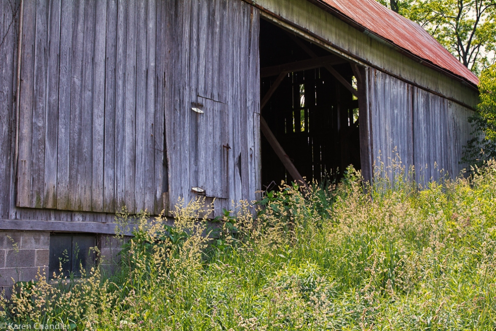 Holmes County: Old Farm Buildings Part 1 (6/6)